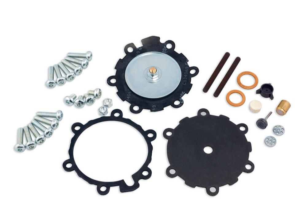 Ремонтные комплекты для редукторов распределенного впрыска (EURO 4)