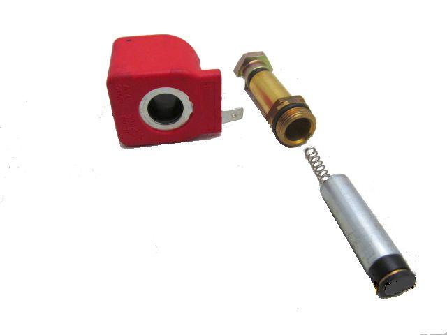 Комплектующие к электромагнитным клапанам