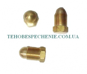 Заглушка на автоматичний наповнювальний  клапан М14х1