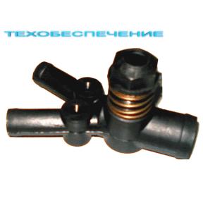 Дозатор газа 2-ой с 1-ой регулировкой пластиковый