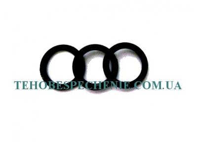 Кільце гумове d.19,0х14,0х2,5 заглушки під адаптер (заправний пристрій CNG), латунь