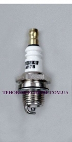 Свічка запалювання AM 17 BP для бензопил, генераторів (аналог NGK-BPМR6A), PLAZMOFOR