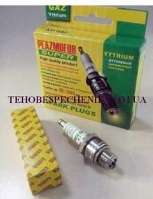 Свічка запалювання газова PLAZMOFOR A 11 В GAZ (аналог NGK-B4H) (ЗІЛ, ГАЗ, УАЗ, Газель двиг. УАЗ 4215О)