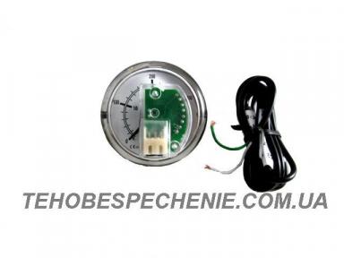 Манометр 1/4, 40 bar з сенсором резерву газу АЕВ 806 Клас 0