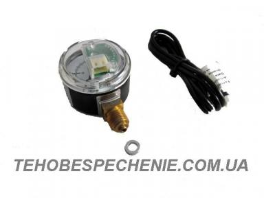 Манометр Клас Про з сенсорним індикатором газу