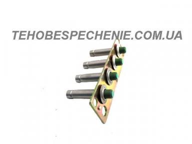 Рем комплект дозирующего устройства DREAM ХХI N 4-х цил. комплект (с кольцом                резиновым 3х1), OMVL (Италия)