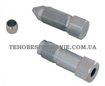Комплект кріпильних аксесуарів для вентиля балона (VMAT 7702) під тр.d.6,0 мм, Tomasetto