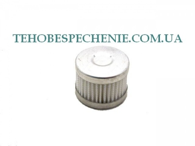 Элемент фильтрующий газа редуктора Fobos,Tomasetto (полиэфирный) (д.42 и 38,5мм;в-30,5мм), Milano