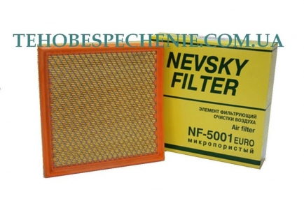 Фільтр повітряний NF-5001 (ВАЗ-2110 інжектор)