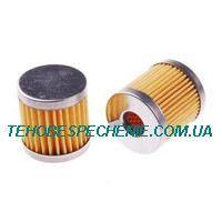 Элемент фильтрующий клапана газа OMB D-25/9; d-25/0; h-27