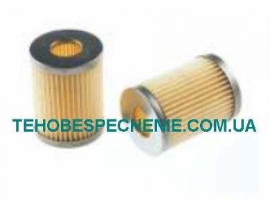 Вкладыш фильтра тонкой очистки газа  BRC-бумажный D-42/17; d-42/17; h-56