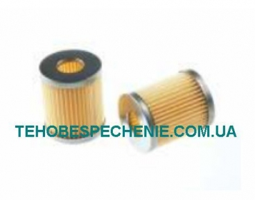 Вкладыш фильтра тонкой очистки газа MED-бумажный D-42/17; d-42/17; h-50