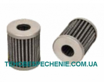 Вкладыш фильтра тонкой очистки газа MED-полиэстер с сеткой D-42/17; d-42/17; h-50
