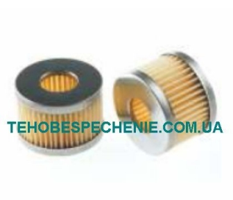 Елемент фільтруючий фільтра клапана газу PRINS (паперовий) D-42/17; d-42/17; h-30