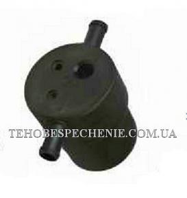 Фільтр тонкого очищення газу з відстійником FILGAZ під з'єднання 12 * 12 (пластик)