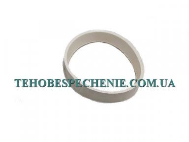 Резина к защитному клапану D-70мм (белая)