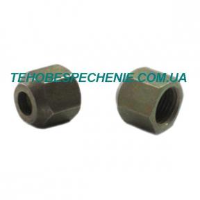 Гайка накидна під трубку d. 10,0 мм (сталь)
