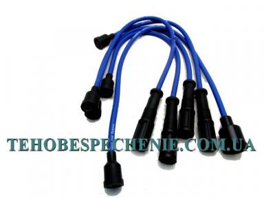 Комплект проводов высокого напряжения с надсвечниками для автомобиля  ВАЗ 2101-2107