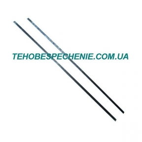 Стрічка оцинкована для кріплення балона (1,25 м.п.) товщ. 1,5мм.