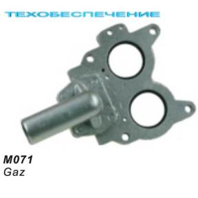 Миксер М071 ГАЗ 53, низкая