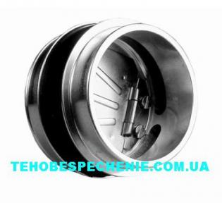 Защитный клапан MI VO 060E, D-70мм.,резина в резину