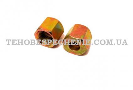 Гайка накидная под трубку d. 8,0 мм. для ВЗУ (сталь) G 1/4-19 ATIKER