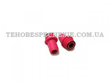 Патрубок подвода газа к дозирующему устройству RAPID (с уплотнительным кольцом)