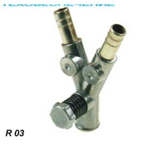 Дозатор газа 18×12×12 алюминиевый
