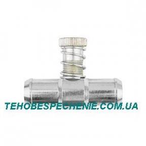 Дозатор газа 16х16 стальной (ATIKER)