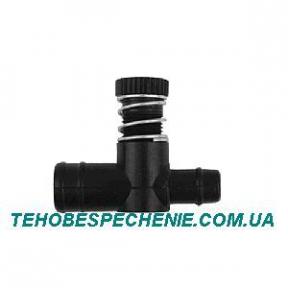Дозатор газу 16х12 пластик (ATIKER)