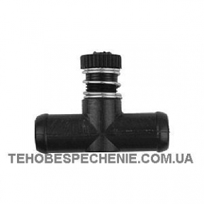 Дозатор газа 16х16 пластик (ATIKER)