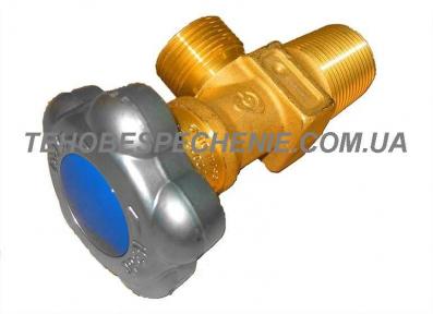 Вентиль баллонный для технических газов