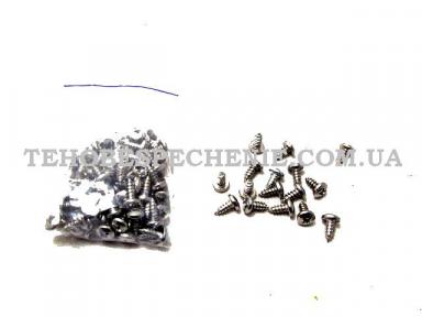Винт-саморез по металлу М4х10 мм (оцинкованный)