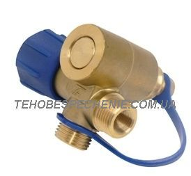 Наповнювальний газовий (CNG) клапан Tomasetto з заправним пристроєм, тип Ukraine
